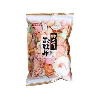池田屋 什錦蝦片海鮮香脆米餅