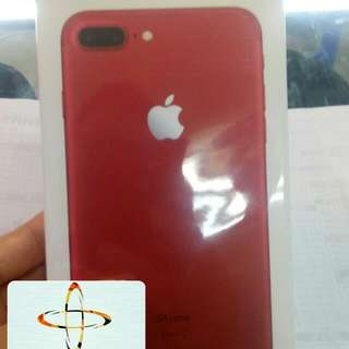 Kredit Iphone 7 Plus Red 256Gb Proses Singkat.