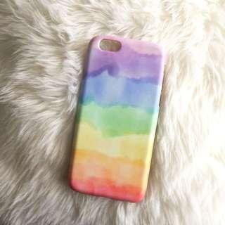 Rainbow case iphone 6/6s