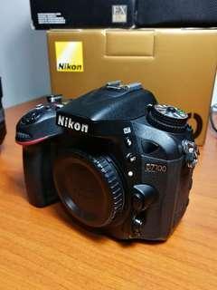 Nikon D7100 sigma 30mm 1.4 free gift tamron 70-300