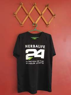 Herbal Life Black Shirt