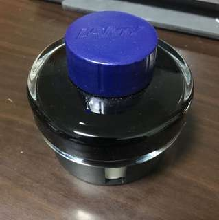 Lamy Blue Black
