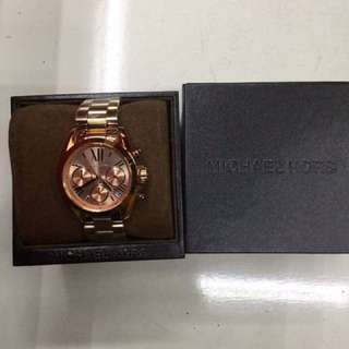 Michael Kors Watch 6 Rosegold