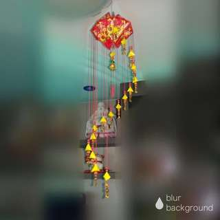 Handmade CNY Decoration