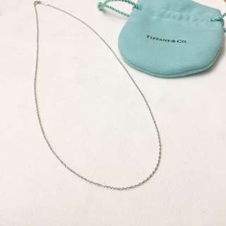18K Tiffany & Co. Necklace Chain