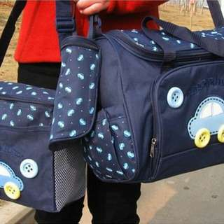 4 in 1 baby diaper bag