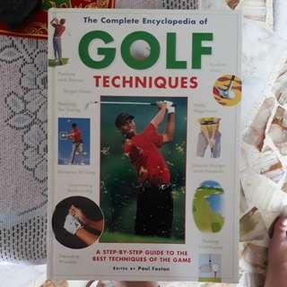 Golf technique encyclopedia