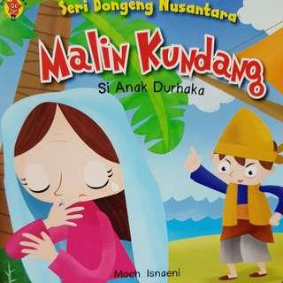 Dongeng Malin Kundang Boardbook