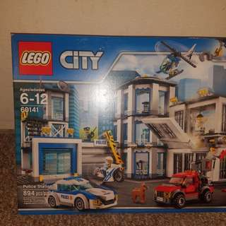 Discounted lego prices City Lego Police Station #60141