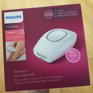 BN Philips Lumea IPL Hair Removal System
