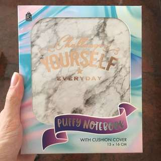 The Paper Stone Puffy Notebook