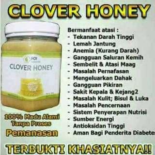 HDI- CLOVER HONEY