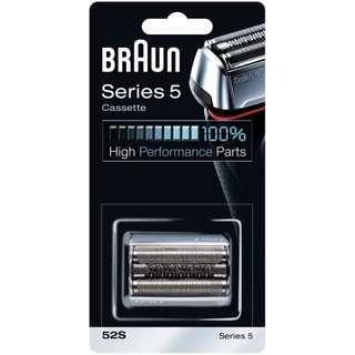 Braun Series 5 52S Cassette Shaver.1 Year Warranty.