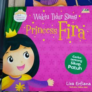 Princess Fira story