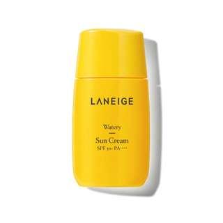 2x Laneige Watery Sun Cream
