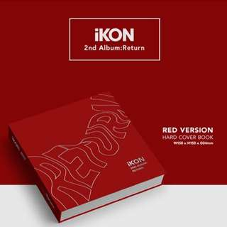 Ikon Return Album