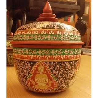 Thai Benjarong (Bencharong) ware