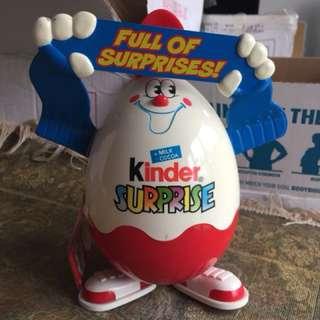 開心 Kinder 出奇蛋 蛋迷收藏