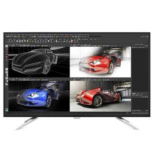 BNIB - Philips BDM4350UC 43 INCH IPS 4K UHD Monitor with built-in speaker