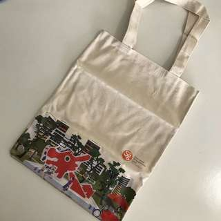 Singapore Day 2017 (Melbourne) Tote Bag