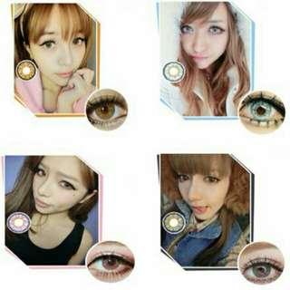 Aeropostale Doll Eye Lenses