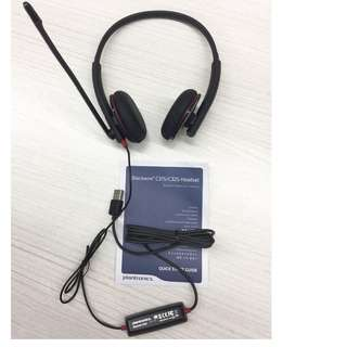 Plantronics USB softphone Headset C325