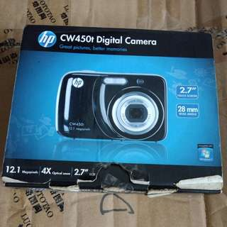 HP CW450t Digital Camera