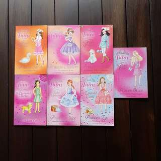The Tiara Club series (7 books)