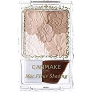 New Canmake Mat Fleur Shading Dark Brown 2