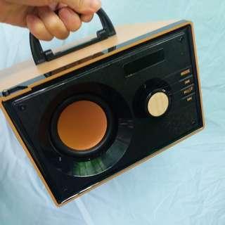 HiFi Bluetooth speaker FM TF card Wireless