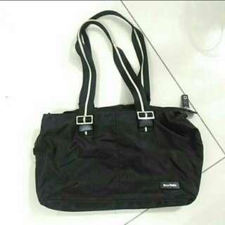 🚚 黑色 質感 手提包