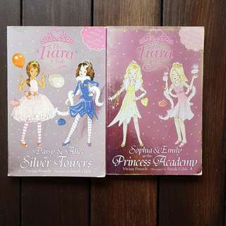 The Tiara Club (2 books)