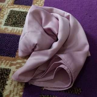 Elegant Pashmina Satin Pink by Myrin