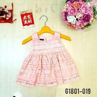 [READY STOCK]  🌸 Lace Dress