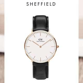 Classic Sheffield - Daniel Wellington