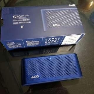 Bluetooth Speaker (AKG S30)