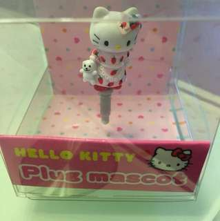 Hello Kitty 防塵塞