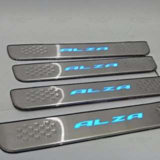 SIDE STEEL STEP - ALZA