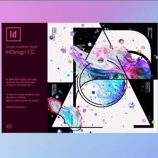 Adobe InDesign CC 2018 (Win/Mac)