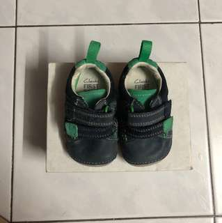 Baby Shoes (Clarks)