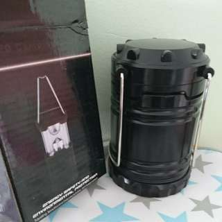 Camping lamp. New. Battery operated