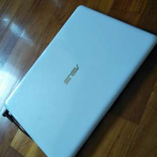 Asus White (Reserved)