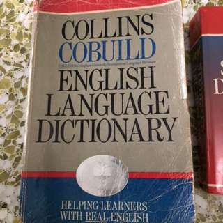 Dictionary English