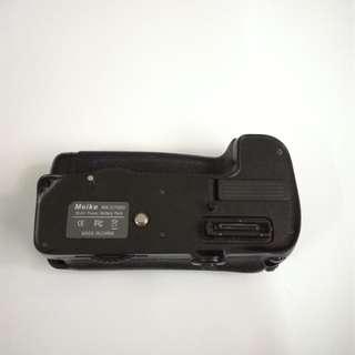 Battery grip nikon d7000 meike mk-d7000 dlsr used rare