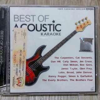 Best of Acoustic Karaoke (VCD)