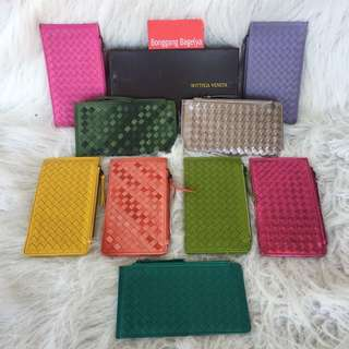 Bottega Veneta Multiple Card Holder