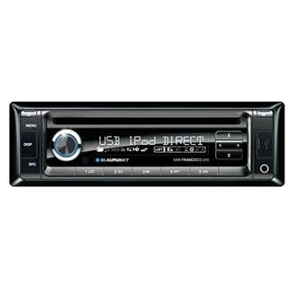 Blaupunkt San Francisco 310 Car Radio (Black)