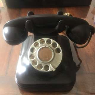 Vintage Dial type Telephone