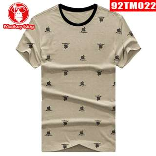 [MonkeyKing] Men women T-shirt #92TM022