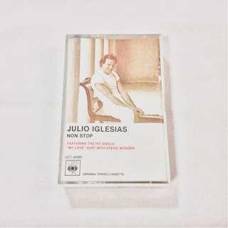 Julio Iglesias - Non Stop (Cassette)